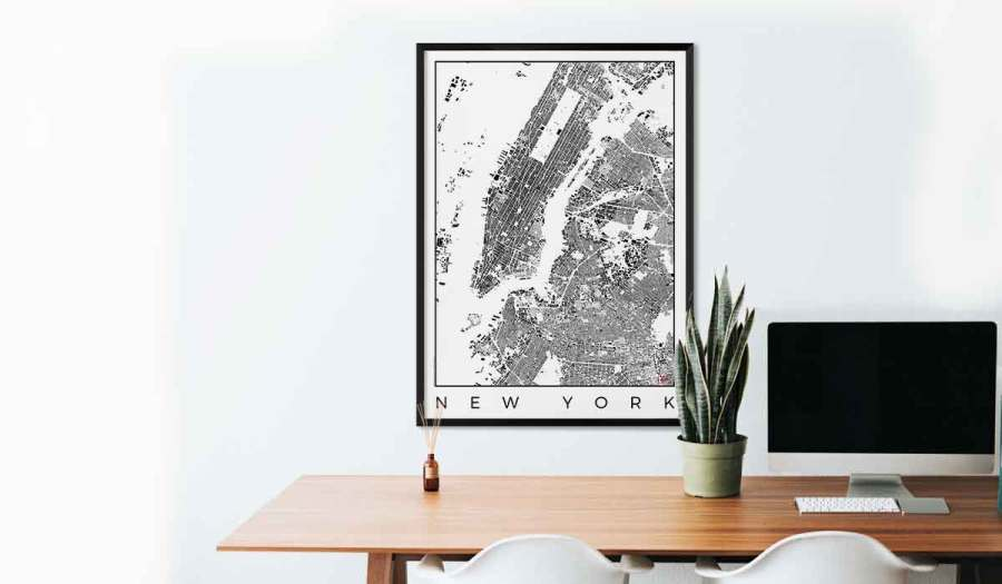 City Art Posters   Map Posters and Art Prints   Gifts for City Lovers   City Art Prints Map Posters city map art posters city map prints city  posters map art
