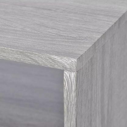 Televizoriaus spintelė/kavos staliukas 110x50x40 cm, pilkas