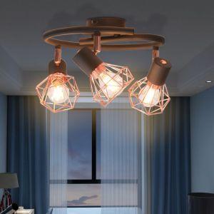 Lubinis šviestuvas su 3 LED lemputėmis, 12 W
