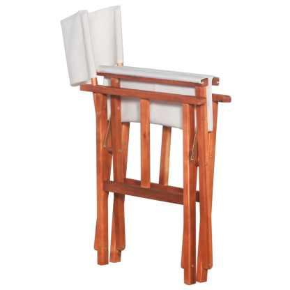 Režisieriaus kėdė, akacijos medienos masyvas