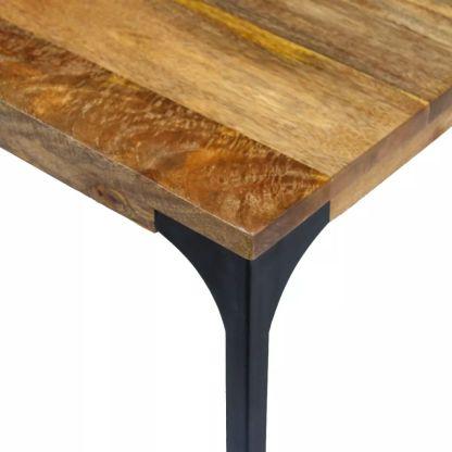 Kavos staliukas, mango mediena, 100x60x35 cm