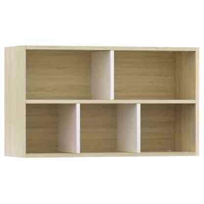 Spint. knyg./telev., balt. son. ąž. sp., 45x25x80cm, drož. pl.