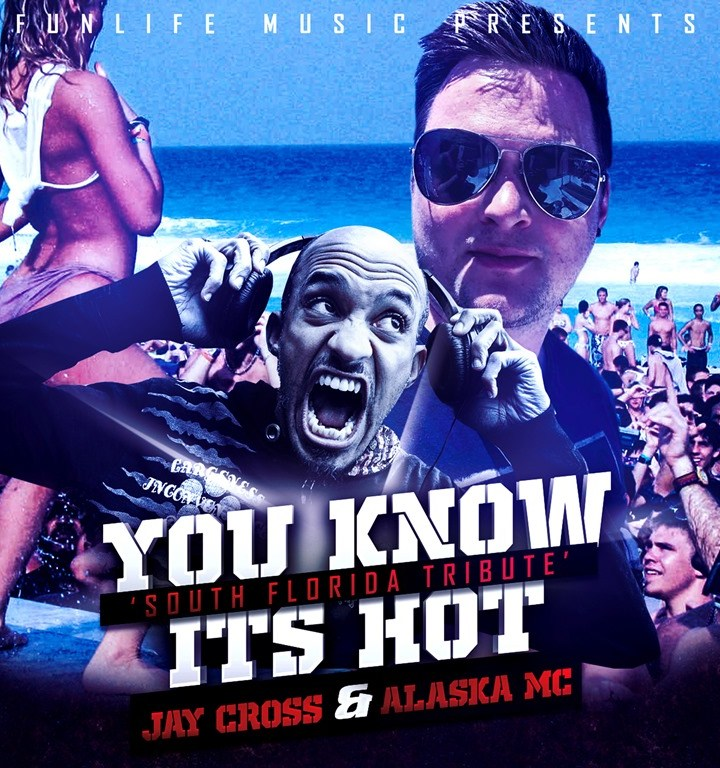 'You know it's hot' is the new drop from 'Jaycross'
