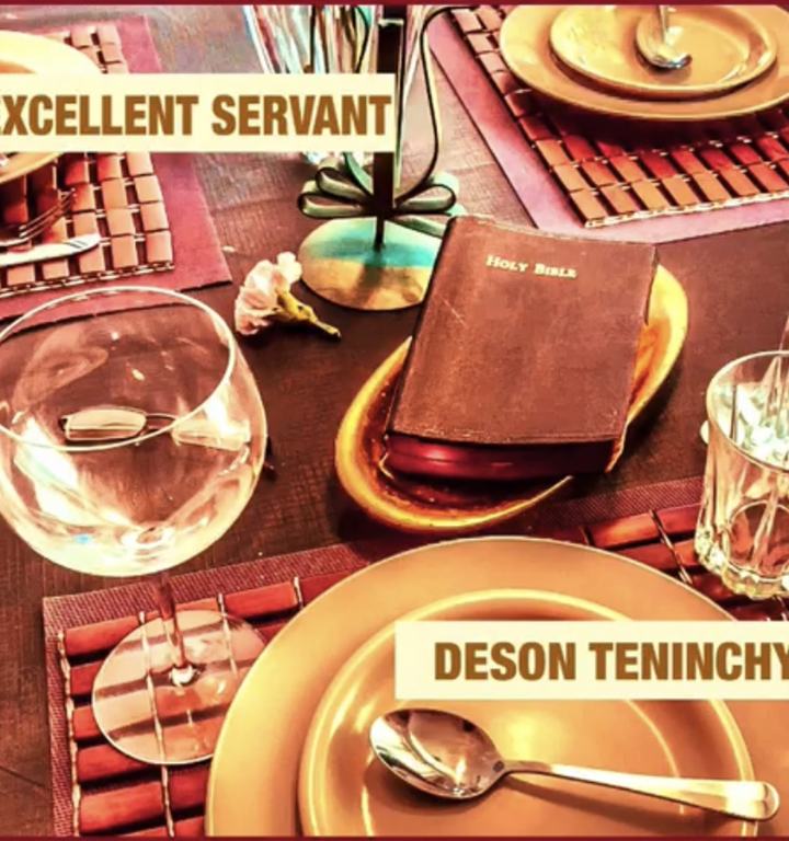 """""""Excellent Servant"""" from 'Deson Teninchy' opens a new lane in the realm of mainstream rap/hip hop"""
