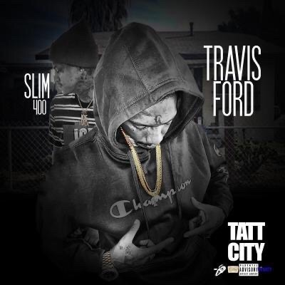 "CITYBEATS RED HOT RAP DROPS of 2020: Dope hot east side artist 'Travis Ford' drops the infectious rap summer banger ""Tatt city ft Slim 400"" off hot EP 'HOOD WIT PALM TREE IN IT' hosted by 'Jadakiss'"
