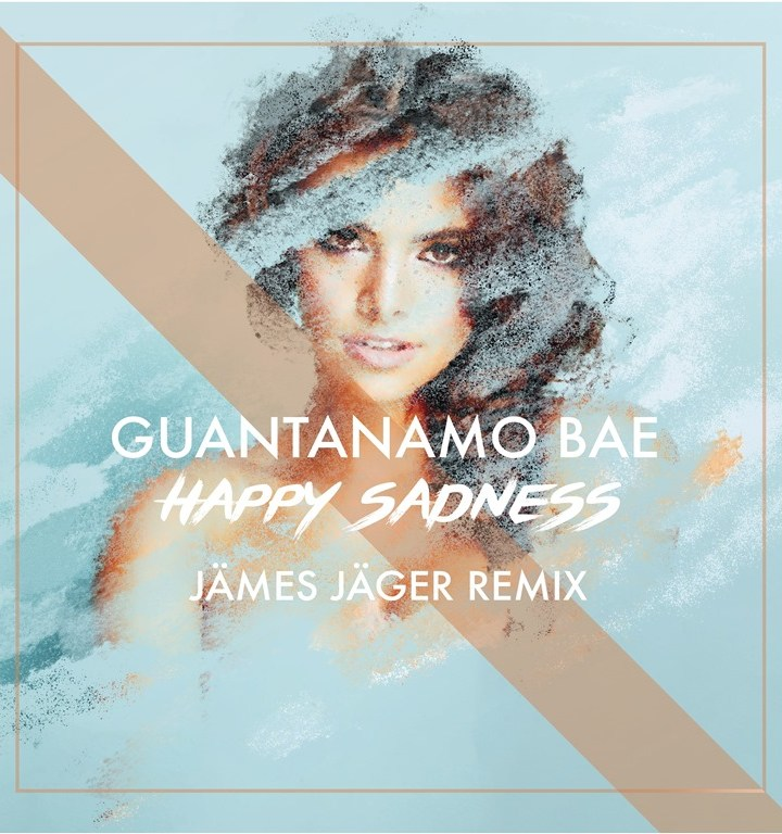 Happy Sadness by Guantamano Bae and remixed by James Jager is constructed with a unique throbbing drum sequence and shrewd atmospheric adlibs that add meaningful depth to the tune's presentation.