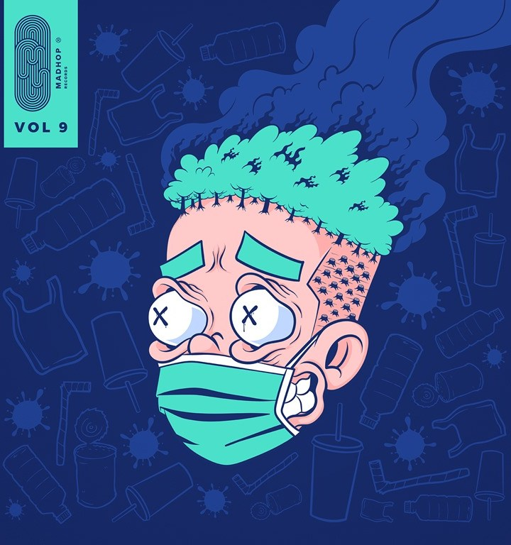 CITYBEATS EXPERIMENTAL ELECTRONIC SOUNDCAPES OF 2020: Mad-Hop Records deliver an out of this world compilation of sublime, heavenly voices with intricate chill world vibe beats on new drop 'Mad Hop Vol. 9'