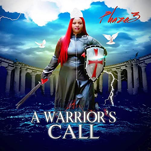 "Phaze3 is an up-and-coming artist who combines several genres; mainly trap, rap, and Gospel – these three sounds are evident in her new album ""A Warrior's Call"""