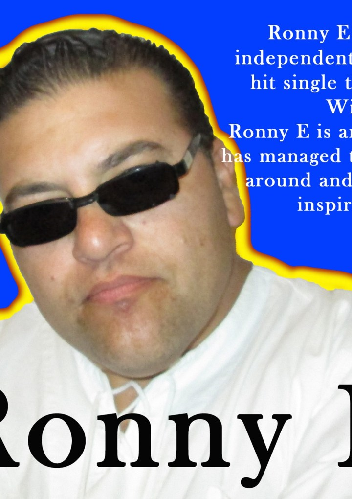Ronny E has broken into the rap world and has just released a new single called 'Winner Winner'.