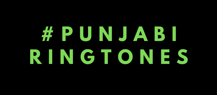 Personalize your phone with this large collection of Punjabi Song ringtones