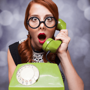 woman with phone 500x666