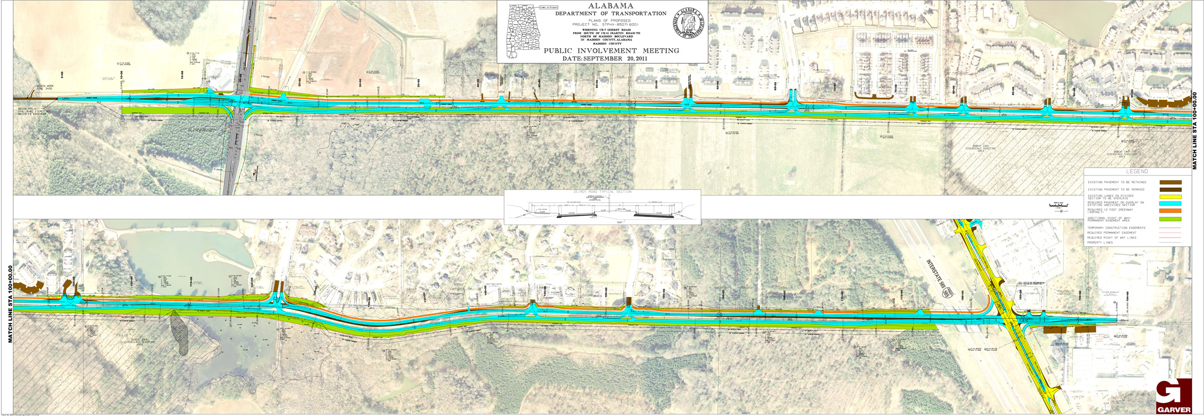 Design for Zierdt Road