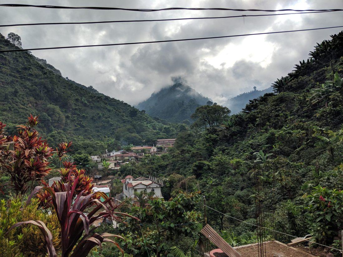 The Villatoro Farm, Huehuetenango