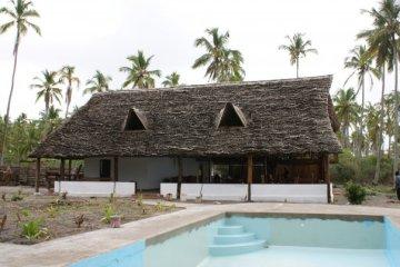 October 2007. Ras Mbisi Lodge
