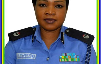 Police appoints first female spokesperson