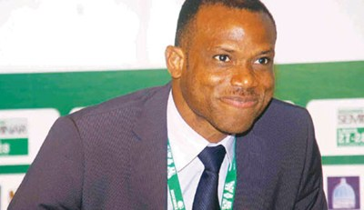 Oliseh Absolves Self from Eagles Lowly FIFA Ranking