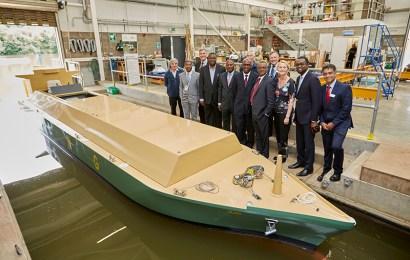NLNG partners Warsash on maritime training, safety
