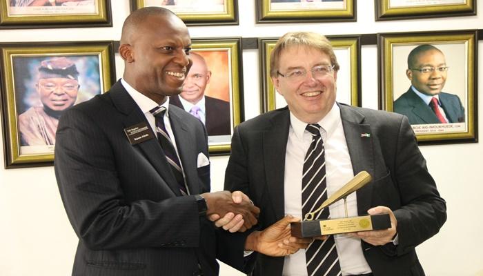 UK Envoy canvasses support for Nigerian capital market