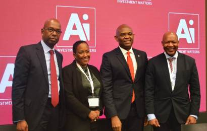 Elumelu wins Africa Investor 'Person of the Year' Award in New York.