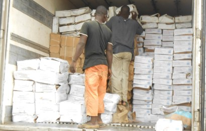 Customs FOU impounds N250 M contrabands in two months