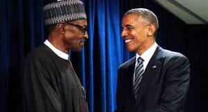 Obama lauds Buhari's campaign against corruption