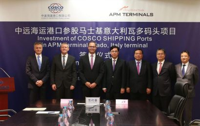 APM Terminals Expands Partnerships on Vado Terminals
