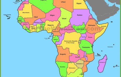 African leaders sign charter on maritime security
