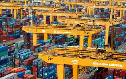 South Korea votes $13B for Port Expansions