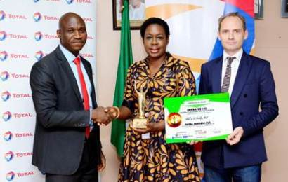 TOTAL Nigeria gets best customer service award