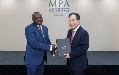 NIMASA Director gets MPA academy fellowship award