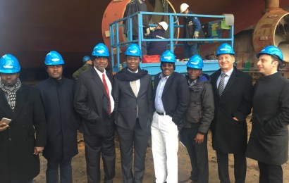 Nigeria to unveil Africa's fifth largest modular floating dockyard in 2017