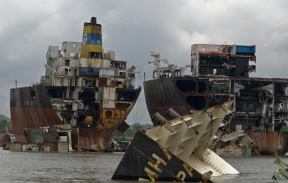 Commission approves first European list of Ship recycling yards