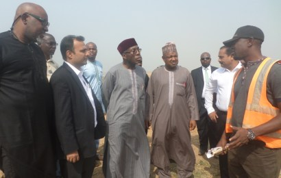 Minister at Olam farms, reiterates FG commitment to enhance rice cultivation, food security