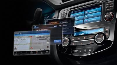 Nissan unveils new technology, services