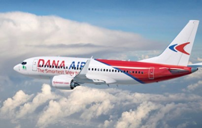 Dana Air unveils low fares for Valentine
