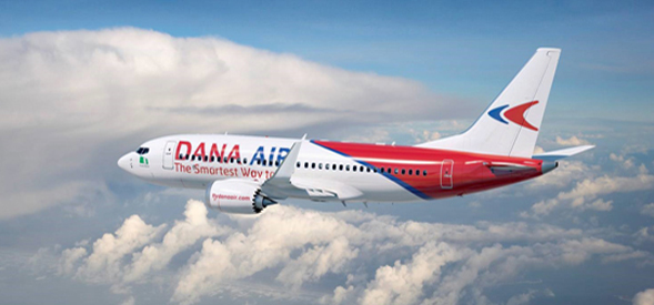 IATA Lists Dana Air On Ground Operations Manual Registry
