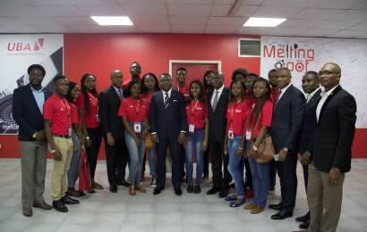 UBA unveils 15 campus Ambassadors