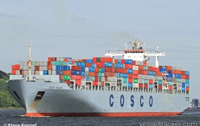 COSCO posts $695m loss in 2016, records 22.6 % drop in shipping, others