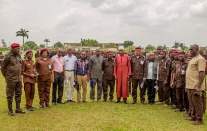 Obaseki implores security group on information gathering