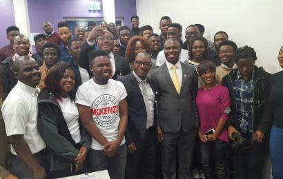 NIMASA, UK School target sea time for 400 Nigerians