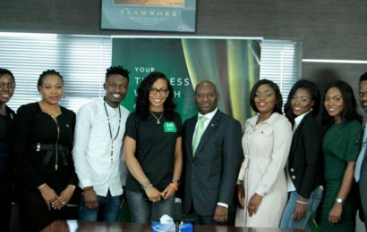 Heritage Bank empowers BB Naija five top finalists with investment support