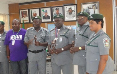 Customs Comptroller, two others get transparency awards