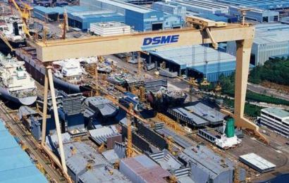 Daewoo Shipbuilding seeks court approval for debt rescheduling