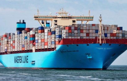 'Maersk, Nine Other Shipping Lines Control 90 Per Cent Of   Deep Sea Market'