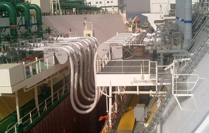 ExxonMobil, others to develop LNG as marine fuel