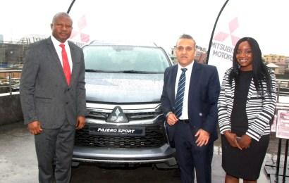 Mitsubishi Pajero Sport debuts in Nigeria