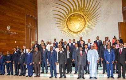 Osinbajo canvasses peace, security at AU Summit
