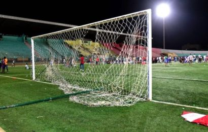 Eight dead in wall collapse at Senegal's stadium