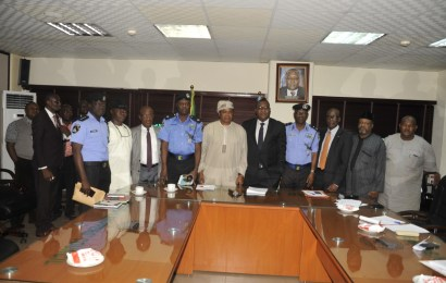 Police assures NSC of support in monitoring, compliance at Seaports