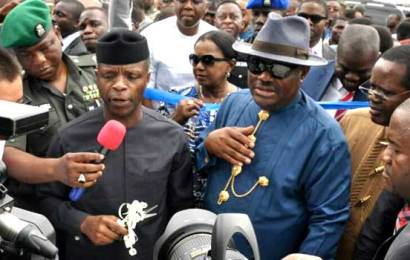 Osinbajo: FG is unequivocally committed to success of private sector